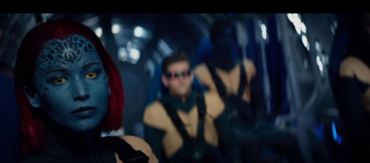Jennifer Lawrence Cooke Maroney X-Men