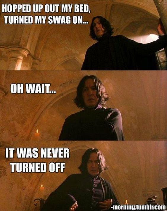 Severus Snape Memes