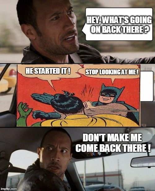 Batman Slapping Robin Memes