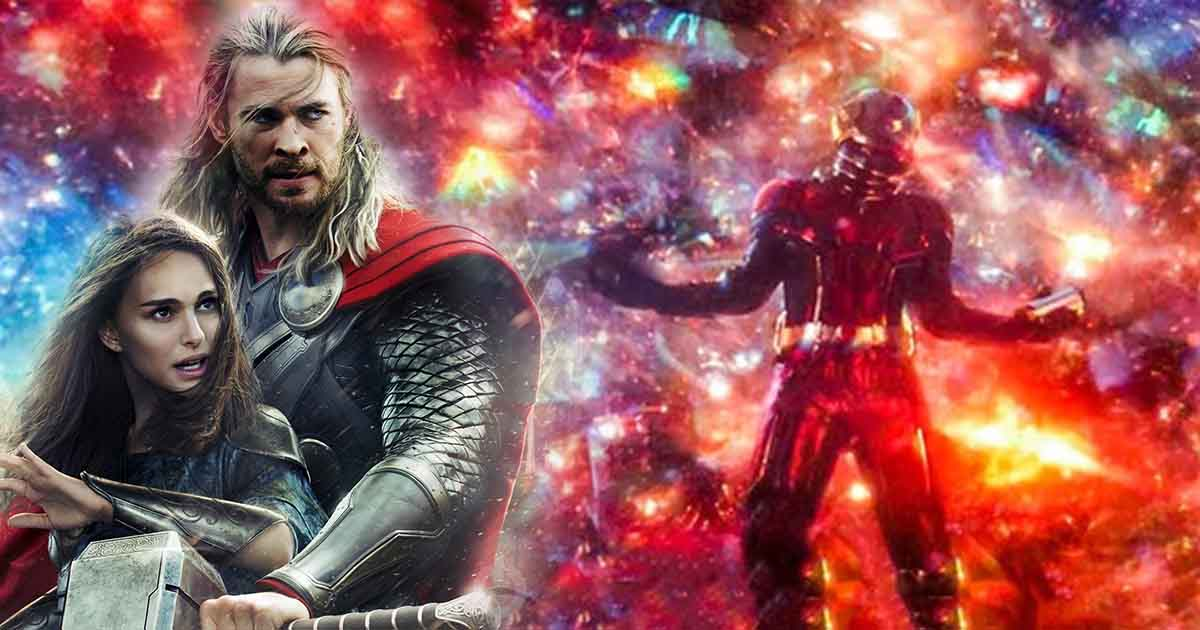 Avengers 4 Theory Quantum Realm Thor: The Dark World