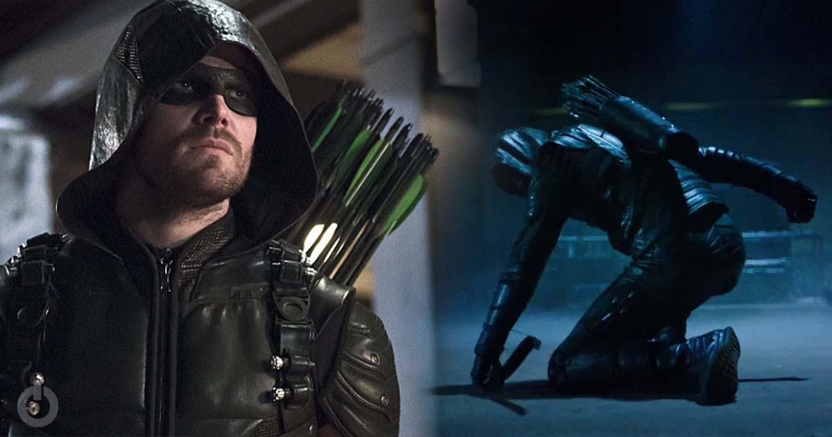 Photo of Arrow Season 7 Trailer Introduces a New Hero Under The Hood