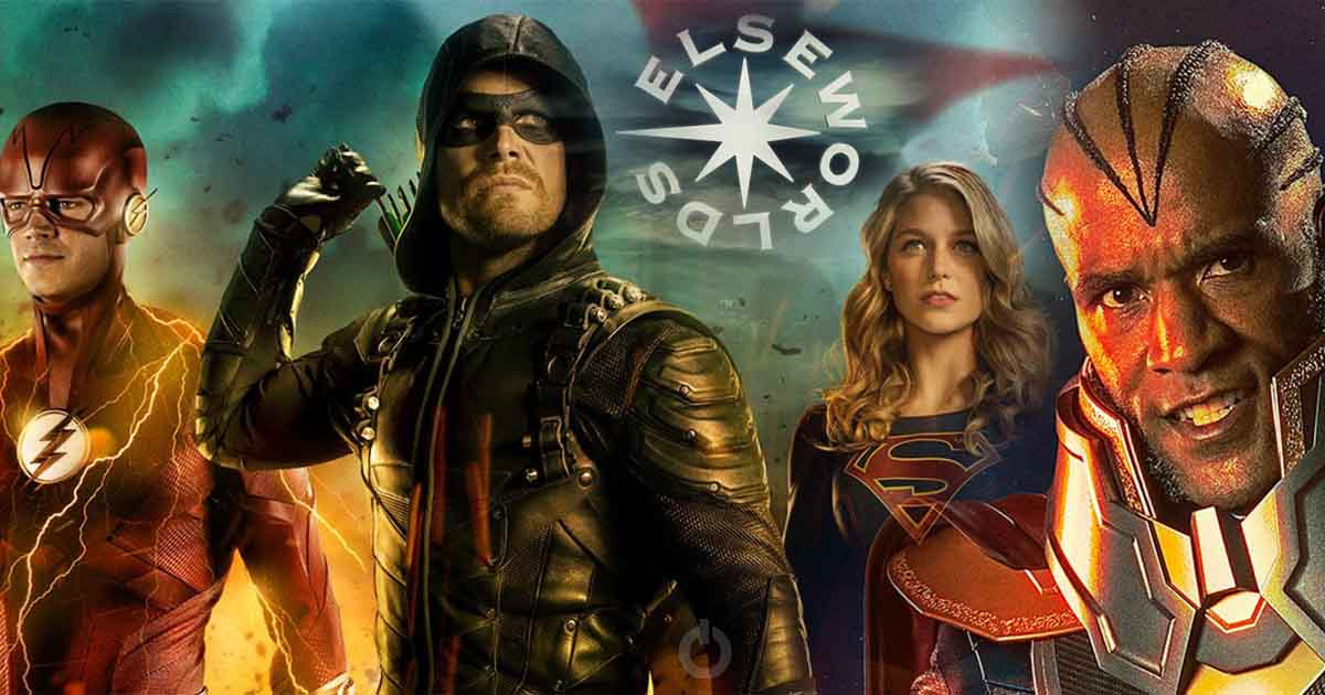 Photo of The First Look of 'The Monitor' in Arrowverse Elseworlds Crossover Revealed