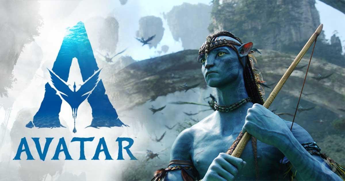 Avatar 2 Brand New Logo