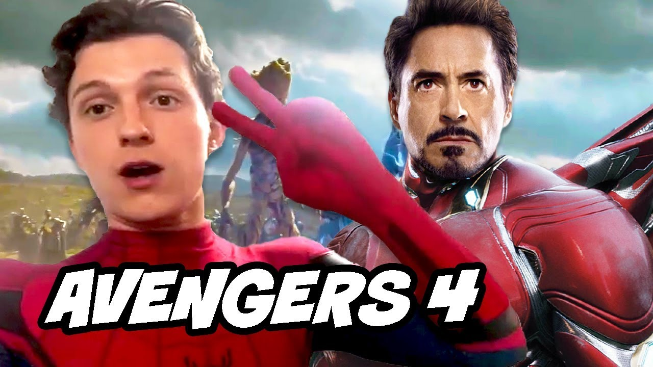 Spider-Man: Far From Home Avengers 4