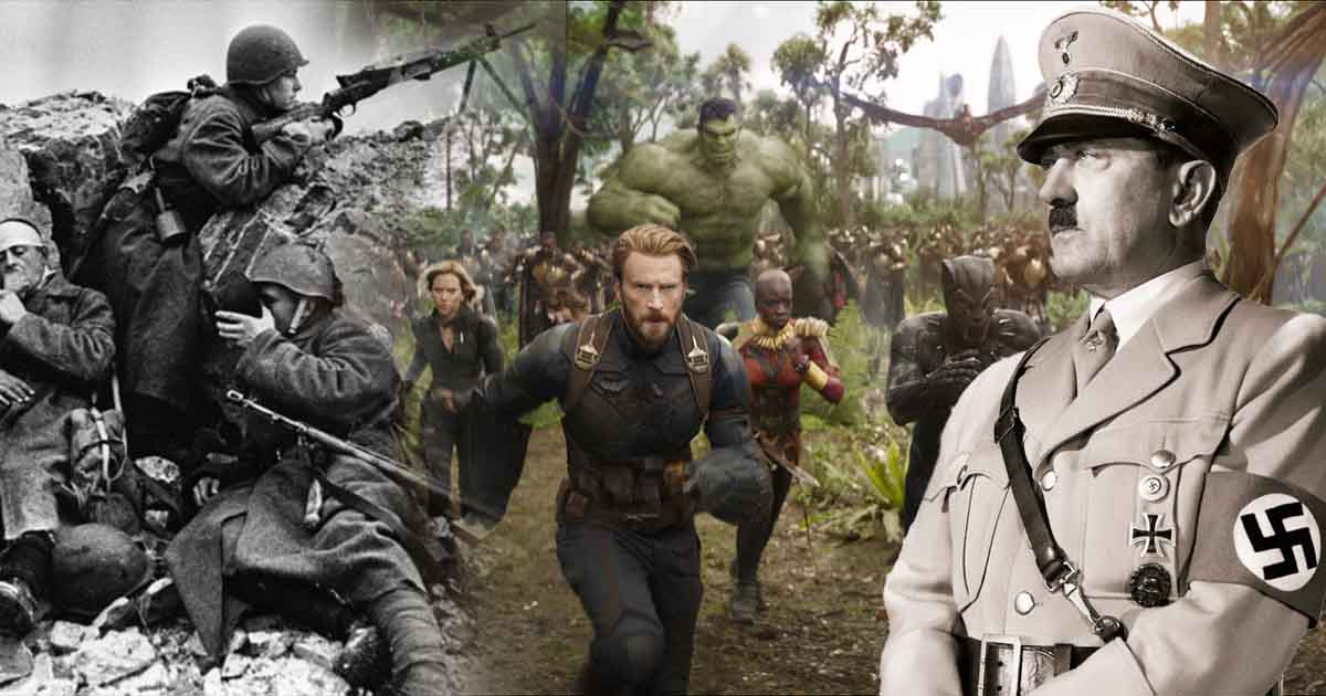 Photo of The War of Wakanda Reimagined as World War 2 History is Hilarious!