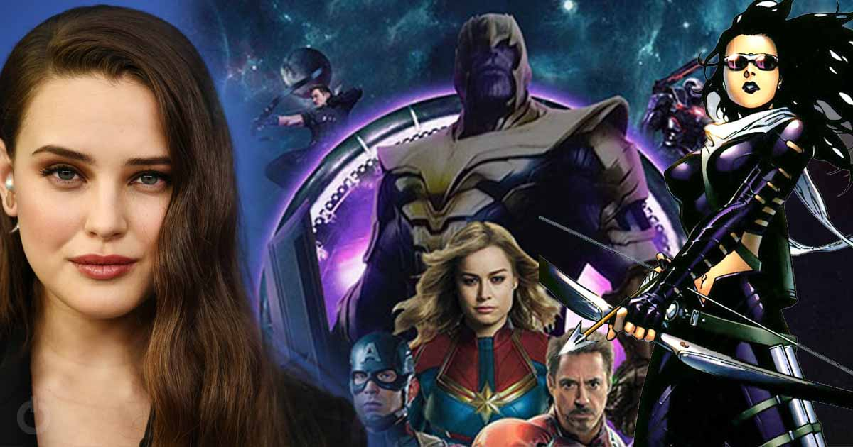 Photo of Is Katherine Langford Playing The Character of Kate Bishop's Hawkeye in Avengers 4?