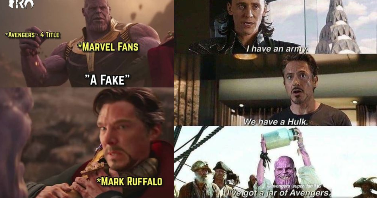 Photo of 25 More Hilarious Avengers Memes That Will Make You Laugh Uncontrollably