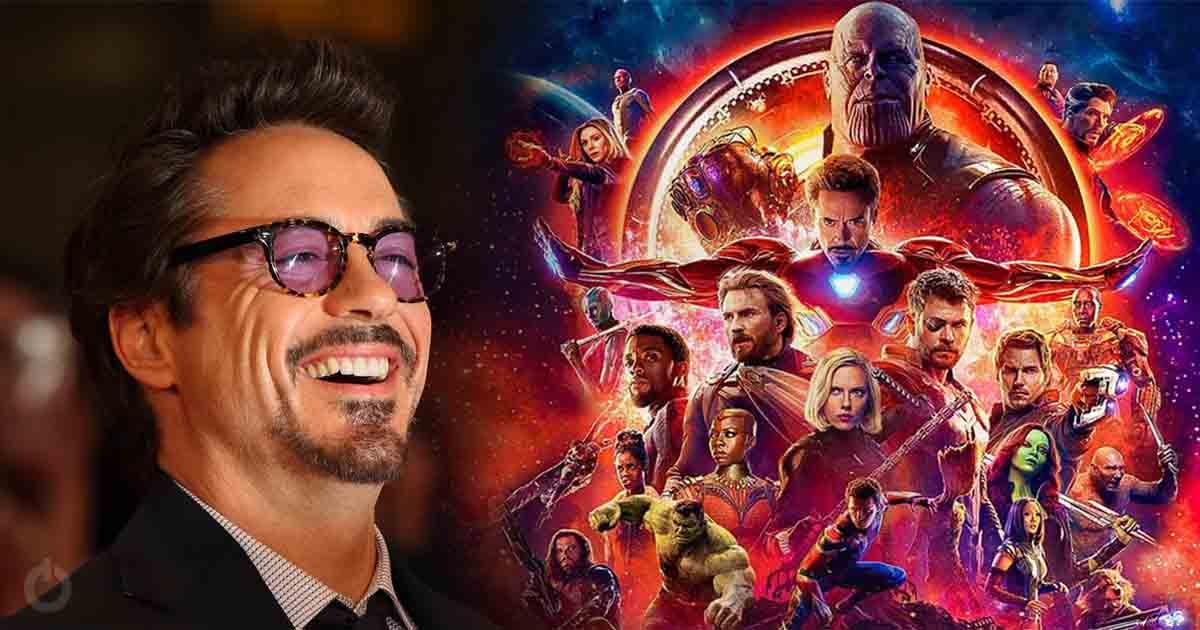 Photo of Robert Downey Jr. Shares A Traumatic 'Avengers: Infinity War' Meme