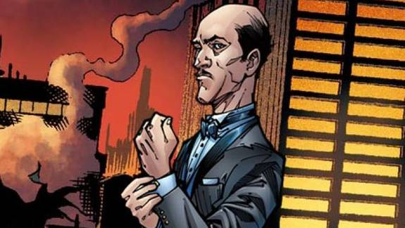 Batman Prequel Pennyworth