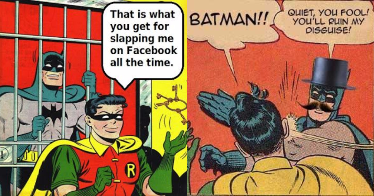 Photo of 27 Funniest Batman Slapping Robin Memes That Will Make You Roll On The Floor