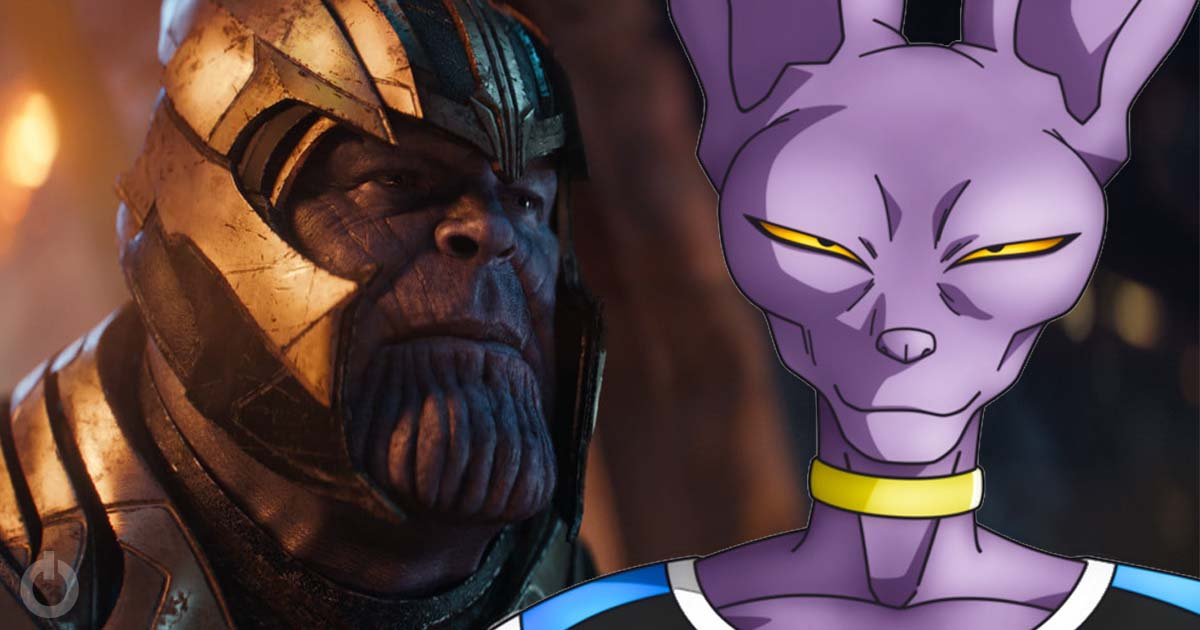 Photo of Beerus vs Thanos – Can Dragonball's God of Destruction Destroy The Mad Titan?