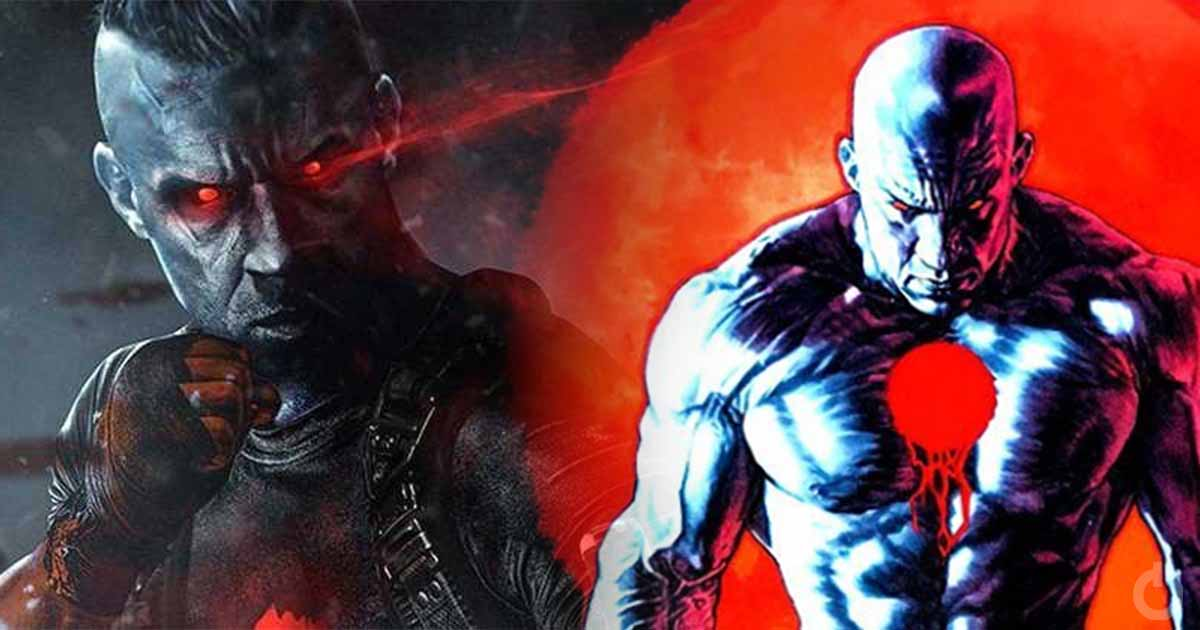 Photo of The First Look at Vin Diesel as Bloodshot Revealed