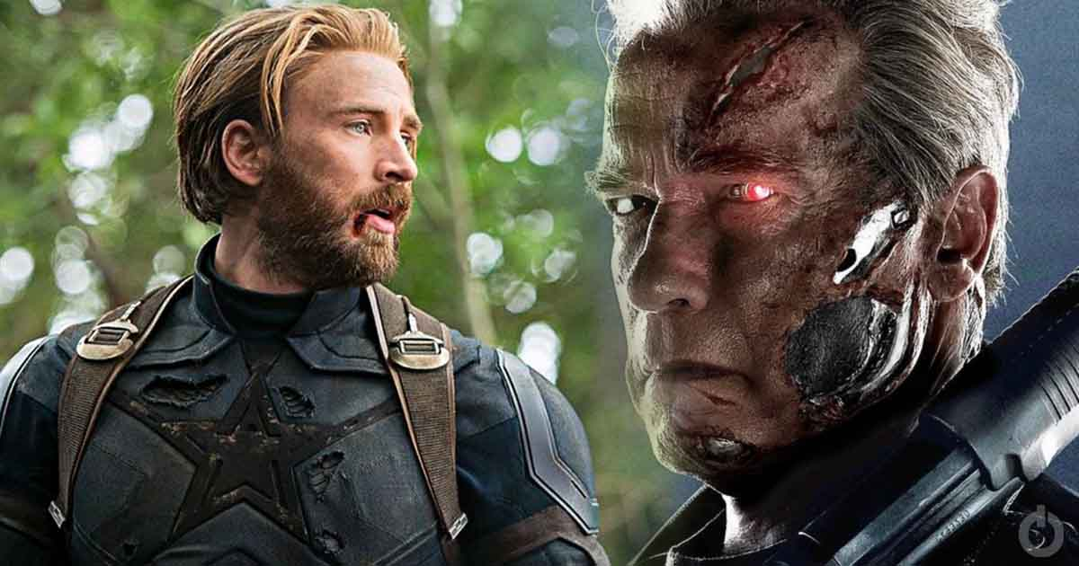 Chris Evans Captain America Terminator Plot Hole