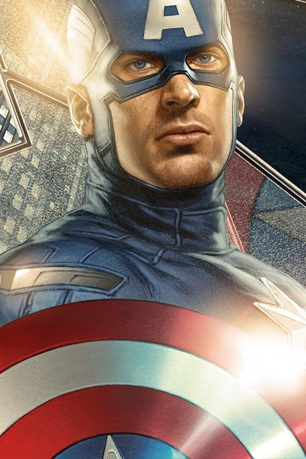 Chris Evans Avengers 4
