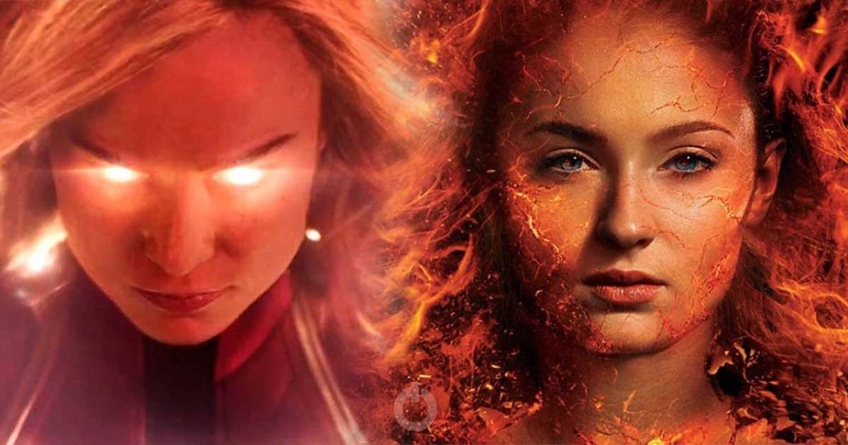 Photo of New X-Men: Dark Phoenix Teaser Contains a Captain Marvel & MCU Connection