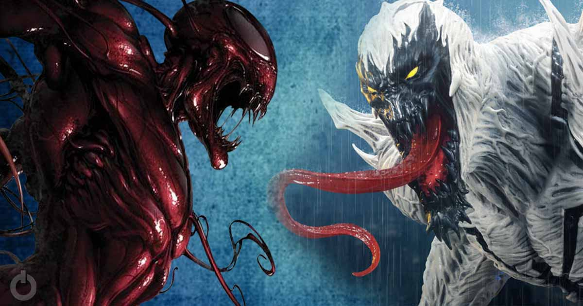 Carnage vs Anti-Venom