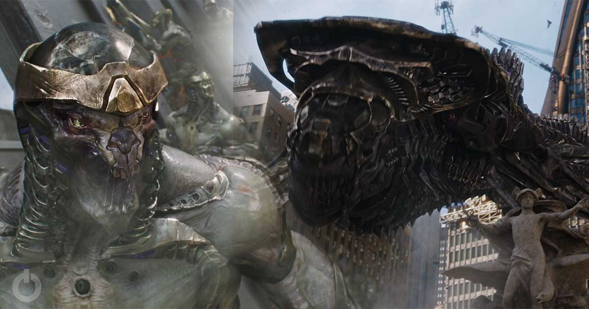 Photo of The Avengers Concept Art Shows the Giant Chitauri Troop Carriers