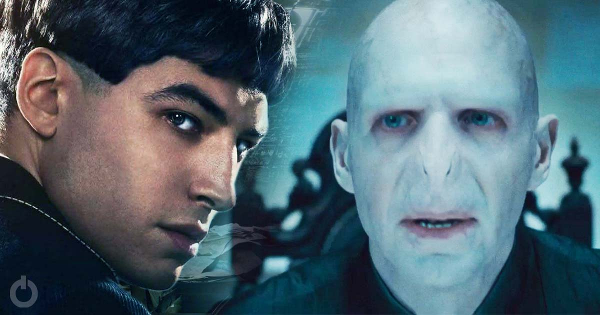 Fantastic Beast Theory Credence Voldemort