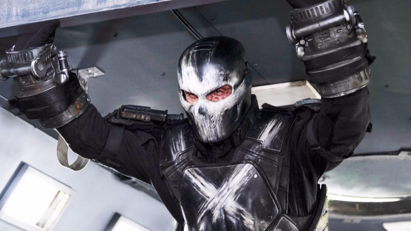 Avengers 4 Frank Grillo Crossbones