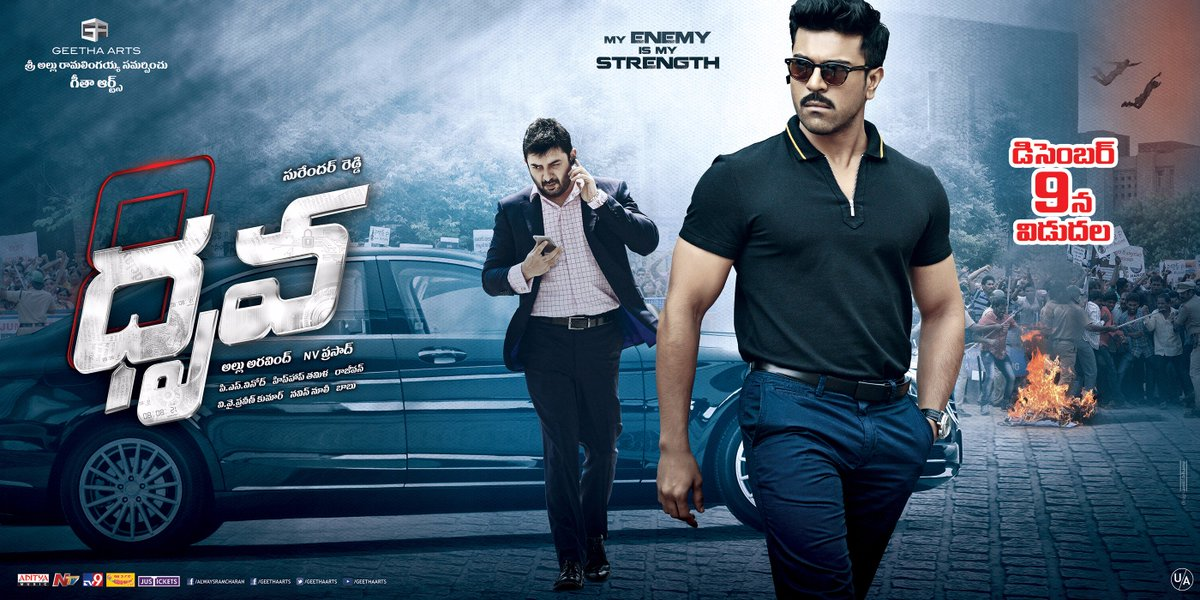 Photo of Dhruva Telugu Full Movie In DVDRip and BluRay