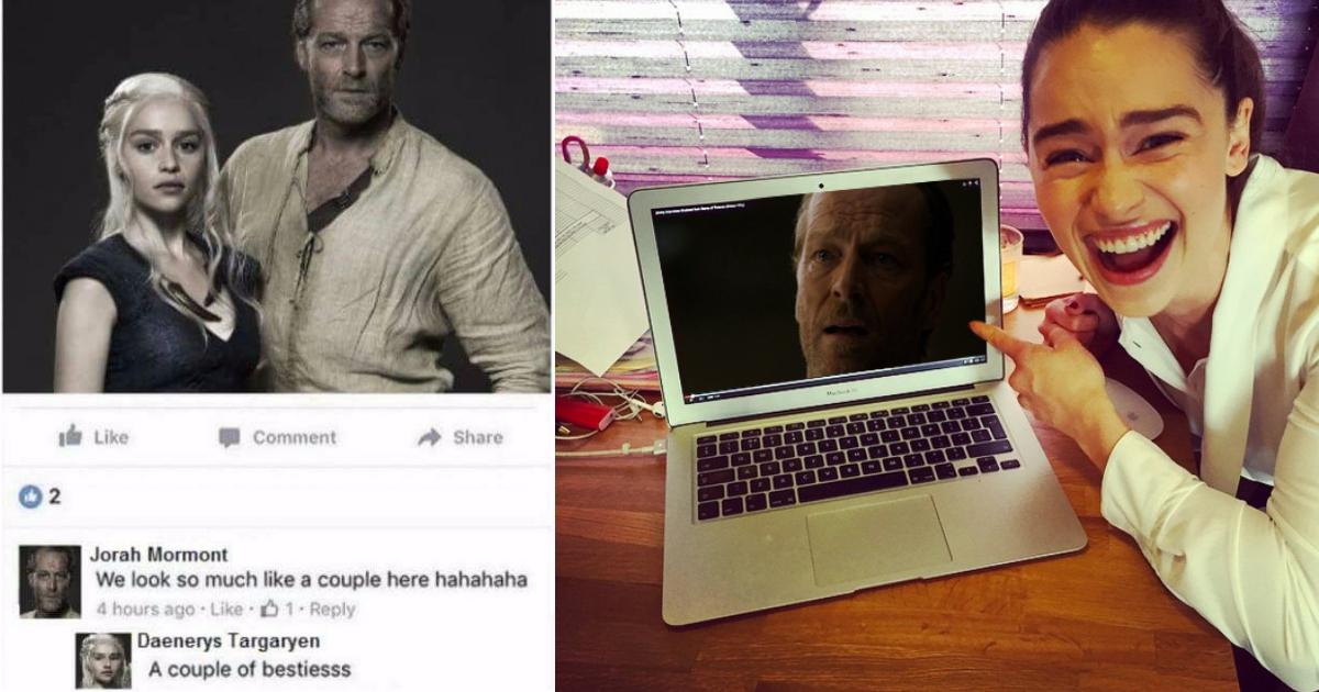 Photo of 27 Hilariously Funny Daenerys Targaryen And Jorah Mormont Memes