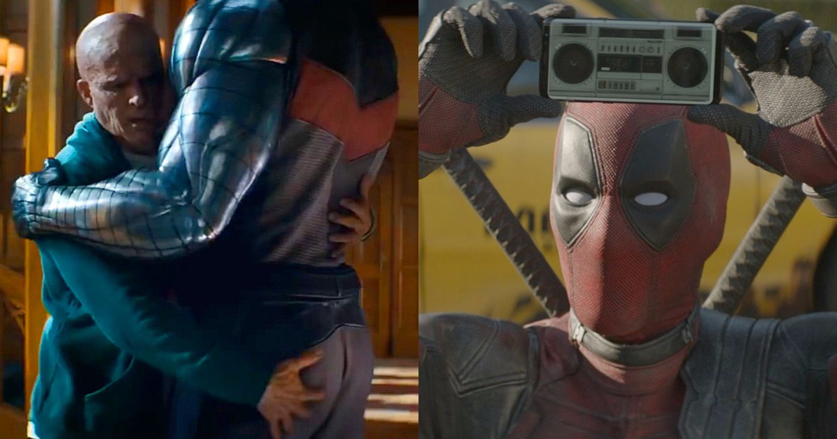 Photo of 27 Funniest Deadpool And Colossus GIFs That Will Burst You Into Laughter