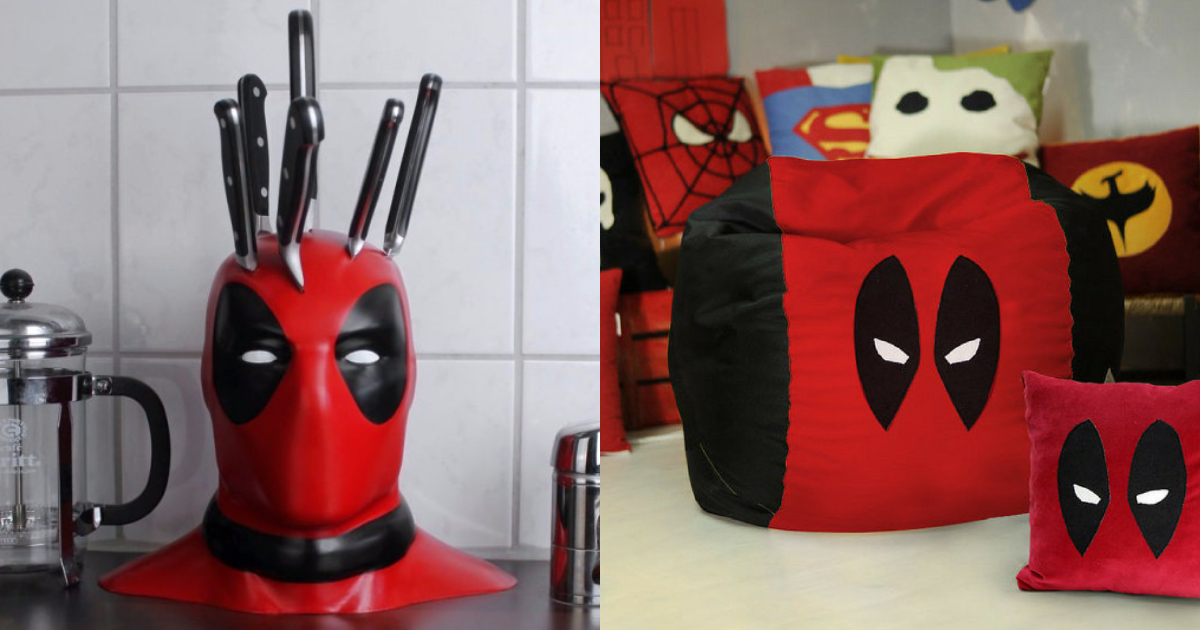 Photo of 25 Super Cool Deadpool Products That Every Fan Must Have