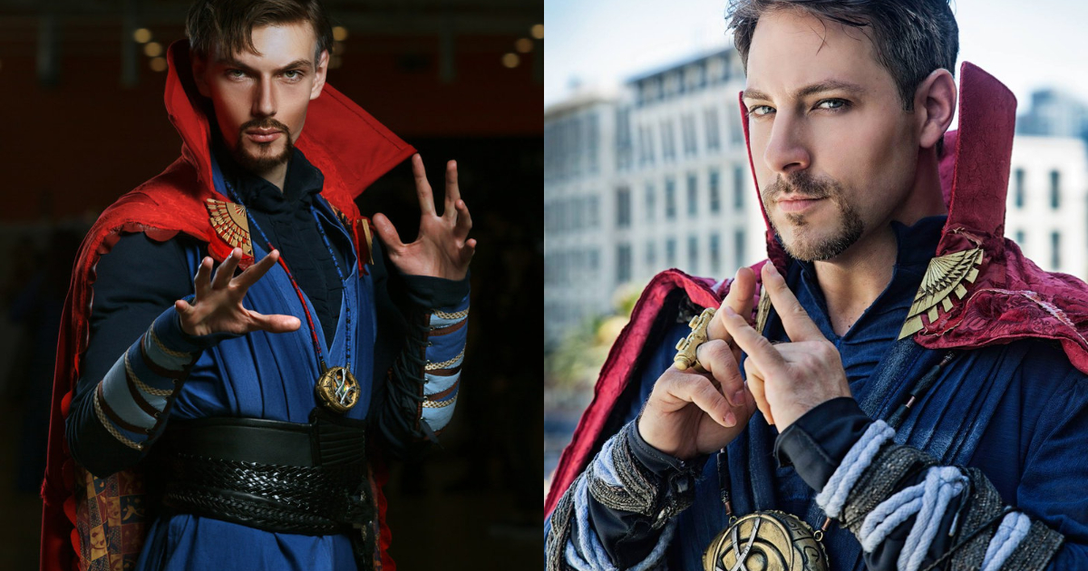 Photo of 30 Awesome Doctor Strange Cosplays That Will Blow Your Senses