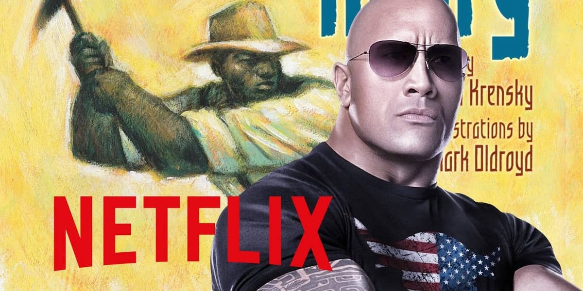 Photo of Netflix And Dwayne Johnson Collaborating For a 'Steel-Driving Man' Movie
