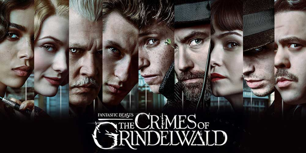 Fantastic Beasts: The Crimes of Grindelwald Credence