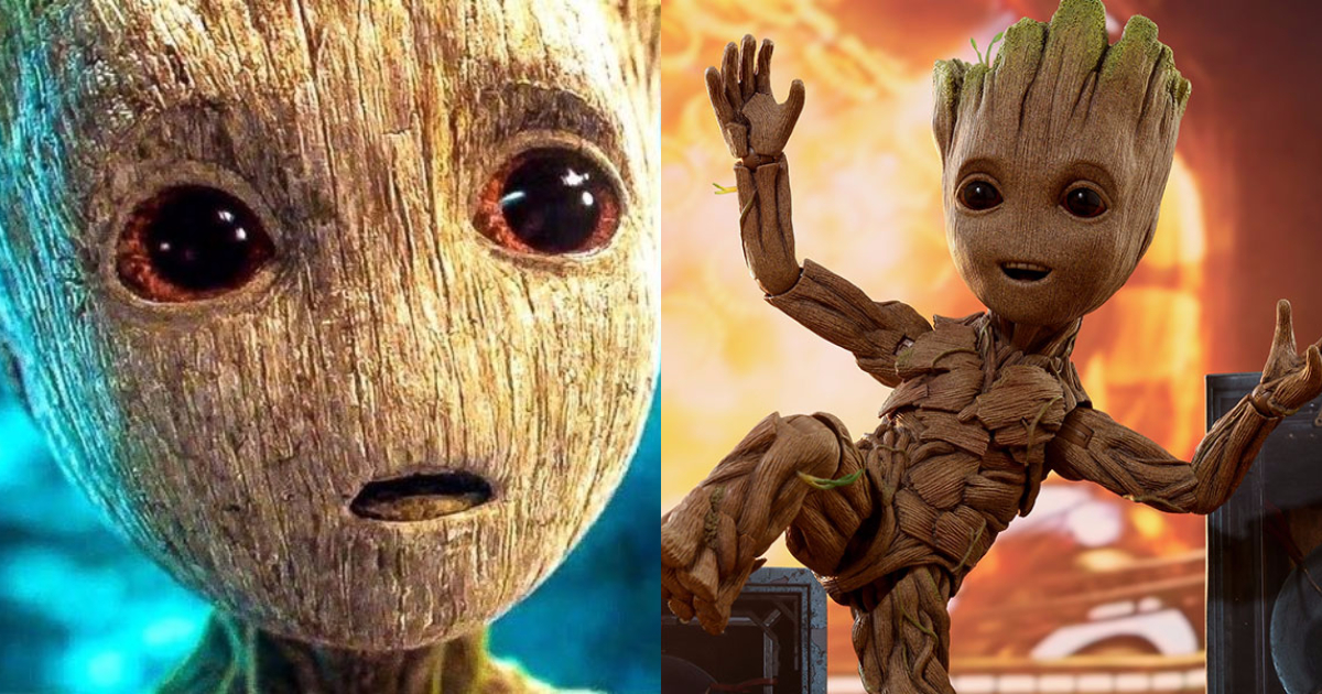 Photo of 25 Cutest Groot GIFs That Will Make You Adore Him Even More