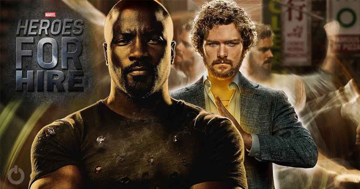 Photo of MCU Theory: Luke Cage & Iron Fist Were Cancelled For 'Heroes for Hire'