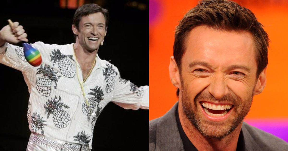 Photo of 30 Hilarious Hugh Jackman GIFs That Will Make You Laugh Out Loud