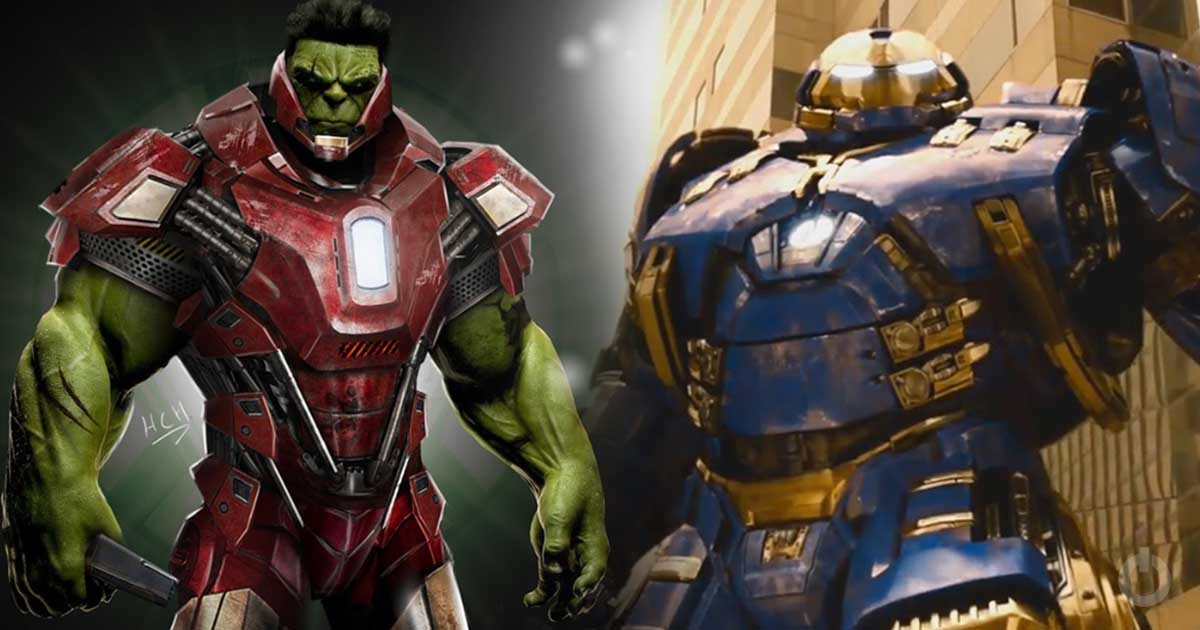 Photo of Avengers 4: The Hulk Will Have A Space Armor?