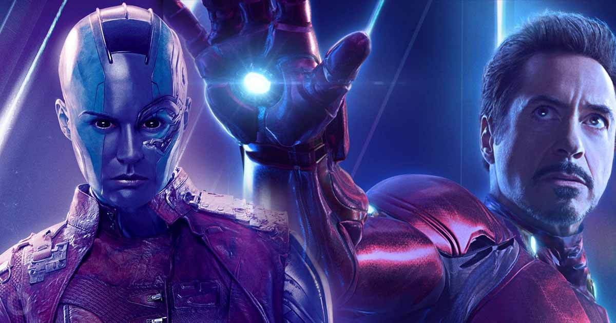 Photo of Avengers: Endgame – The Funny Nebula & Iron Man Scene Was Improvised