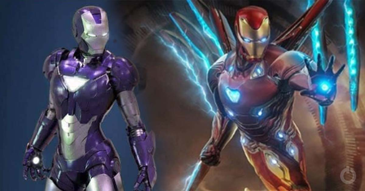 Photo of Avengers 4: Here's How Insanely Amazing Iron Man & Rescue Will Look Together