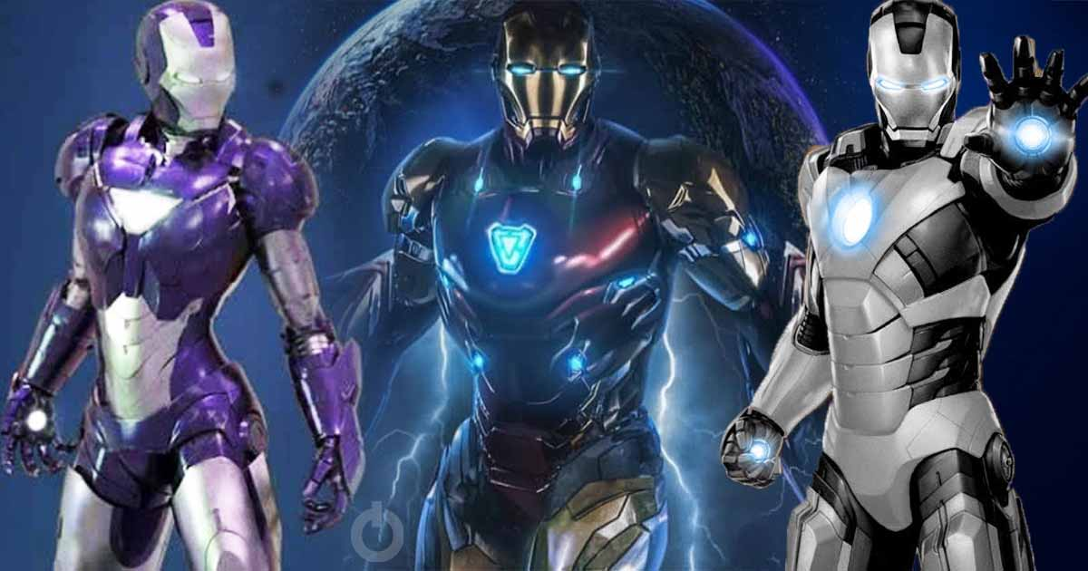 Photo of Every New Iron Man Armor That Will be in Avengers 4