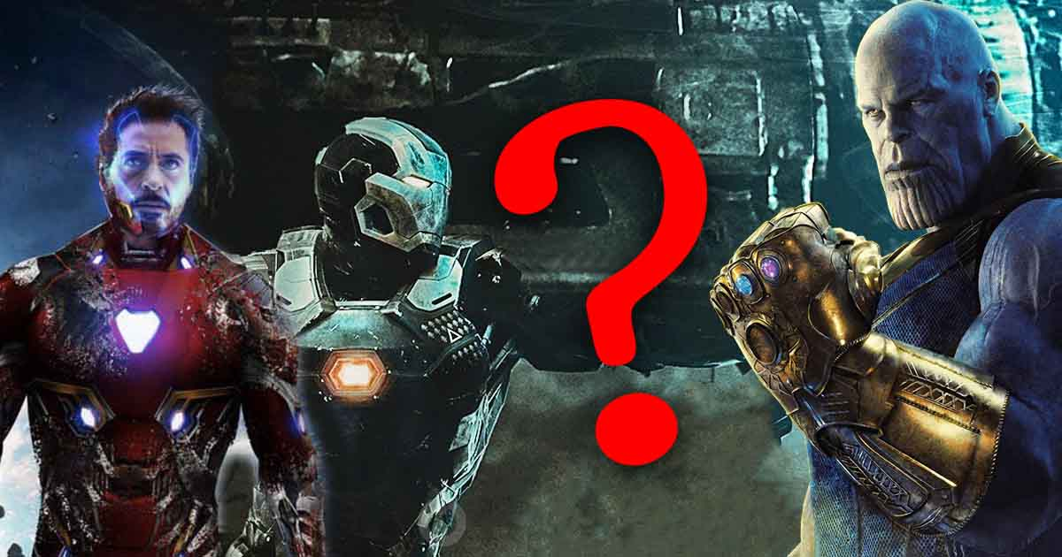 Photo of Iron Man Weapon to Defeat Thanos May Have Been Revealed