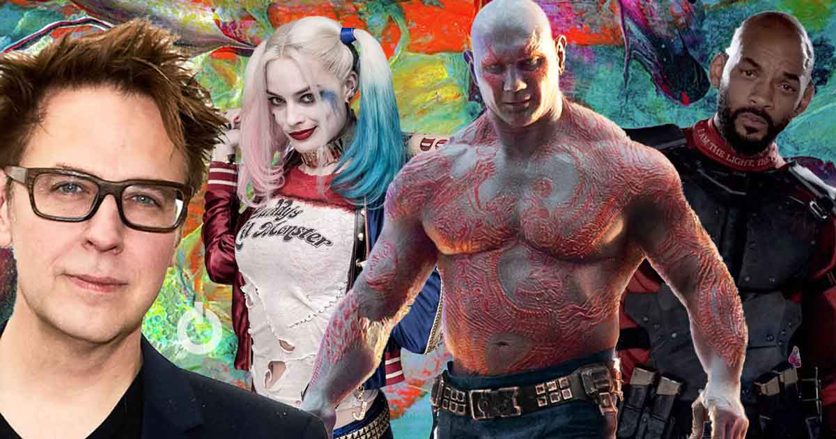 The Suicide Squad James Gunn Harley Quinn