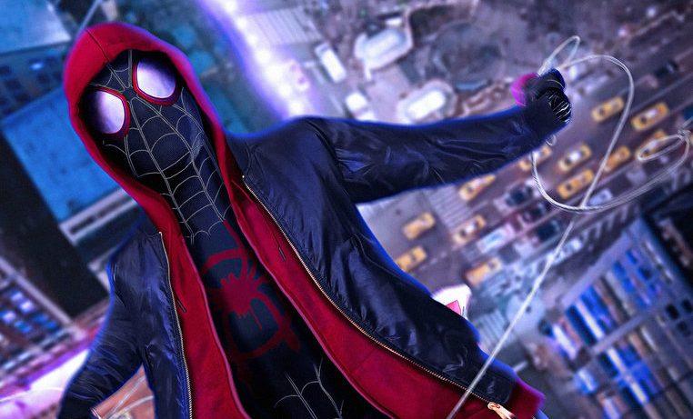 Miles Morales Spider-Man Venomverse