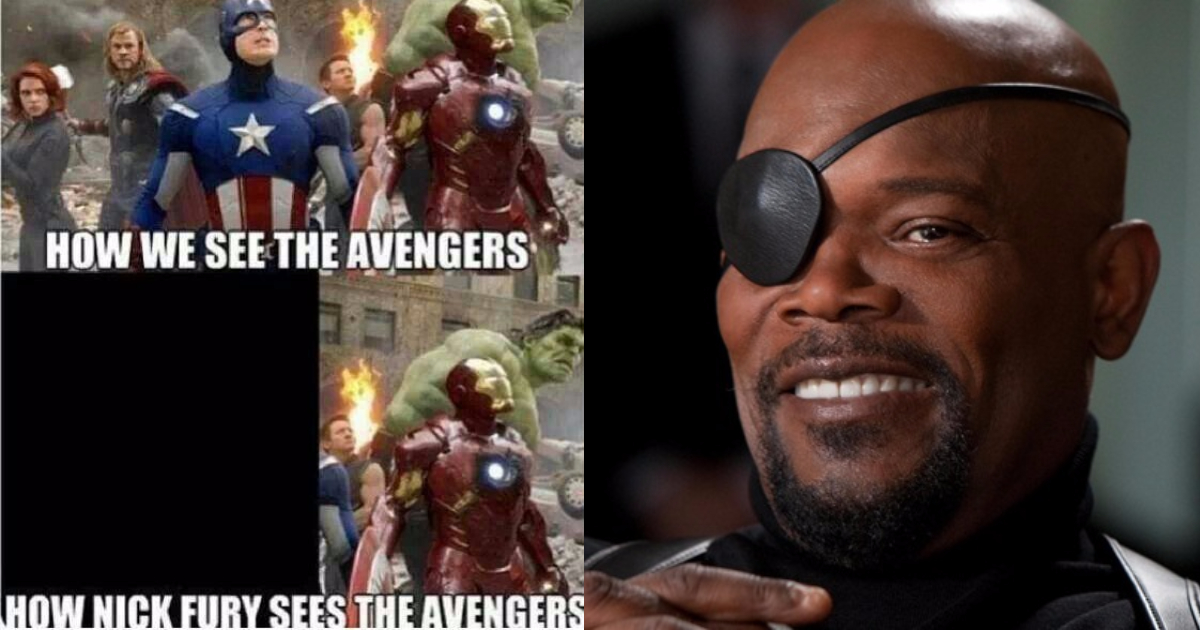 Photo of 33 Funniest Nick Fury And The Avengers Memes That Will Make You Laugh Hard