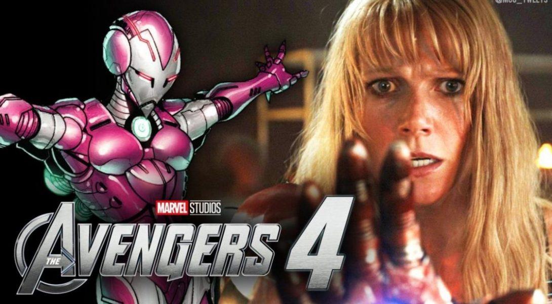 Avengeers 4 Pepper's Rescue Armor