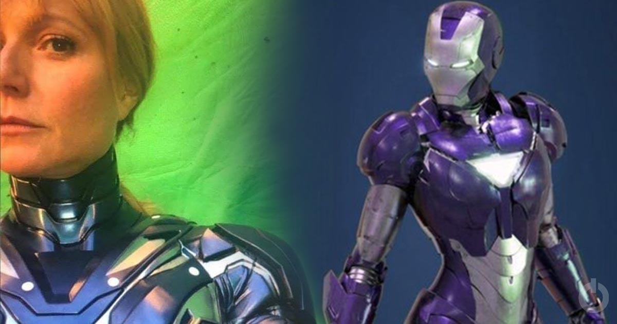 Photo of Avengers 4: Here's What Pepper's Rescue Armor Could Fully Look like
