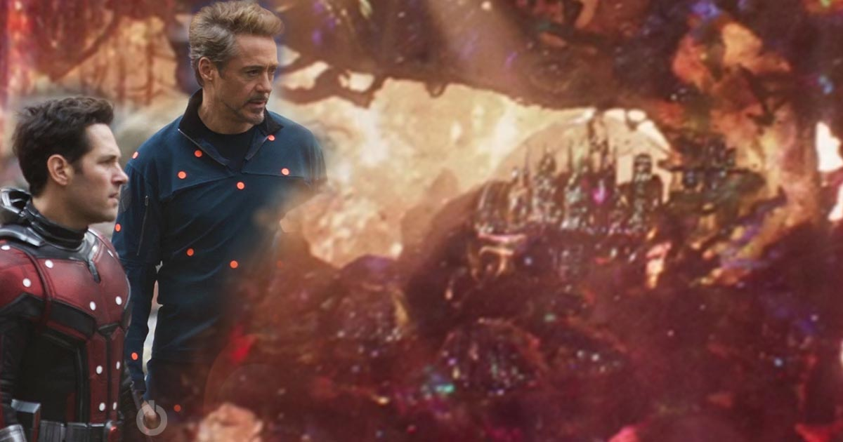 Photo of Avengers 4 LEGO Set Teases Iron Man's Visit to The Quantum Realm City