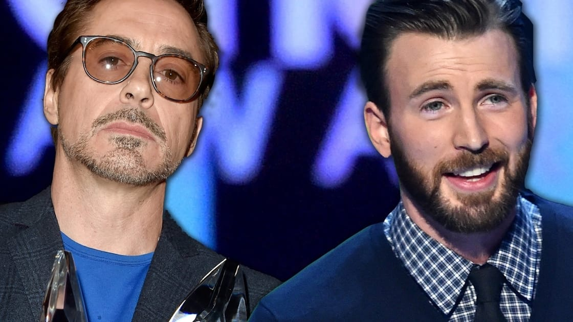 Photo of Robert Downey Jr. Replies To Chris Evans' Emotional Tweet And It's Awww…!