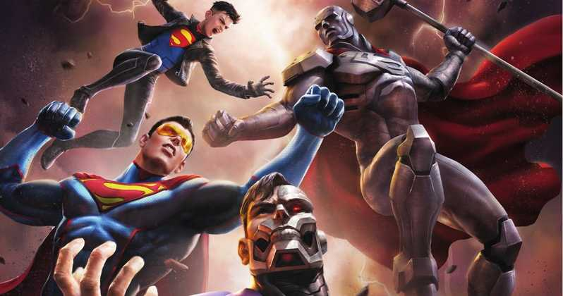 Photo of 'Reign of the Supermen' 2019 Release Date Announced