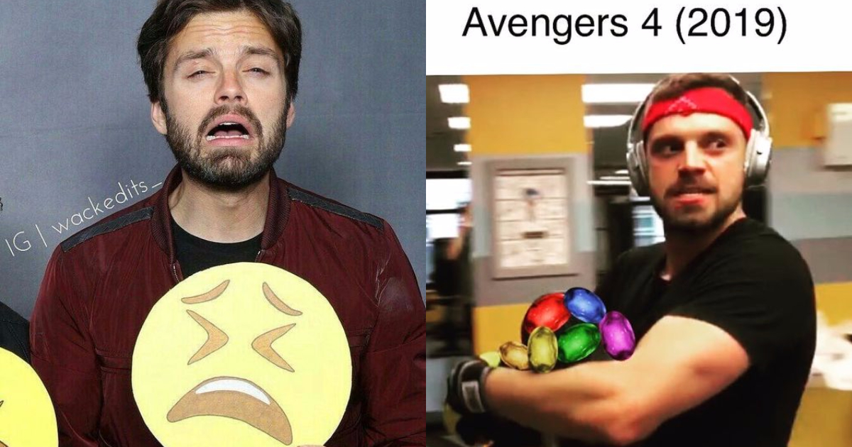 Photo of 27 Adorkable Sebastian Stan Funny Images That Will Make You Say Aww