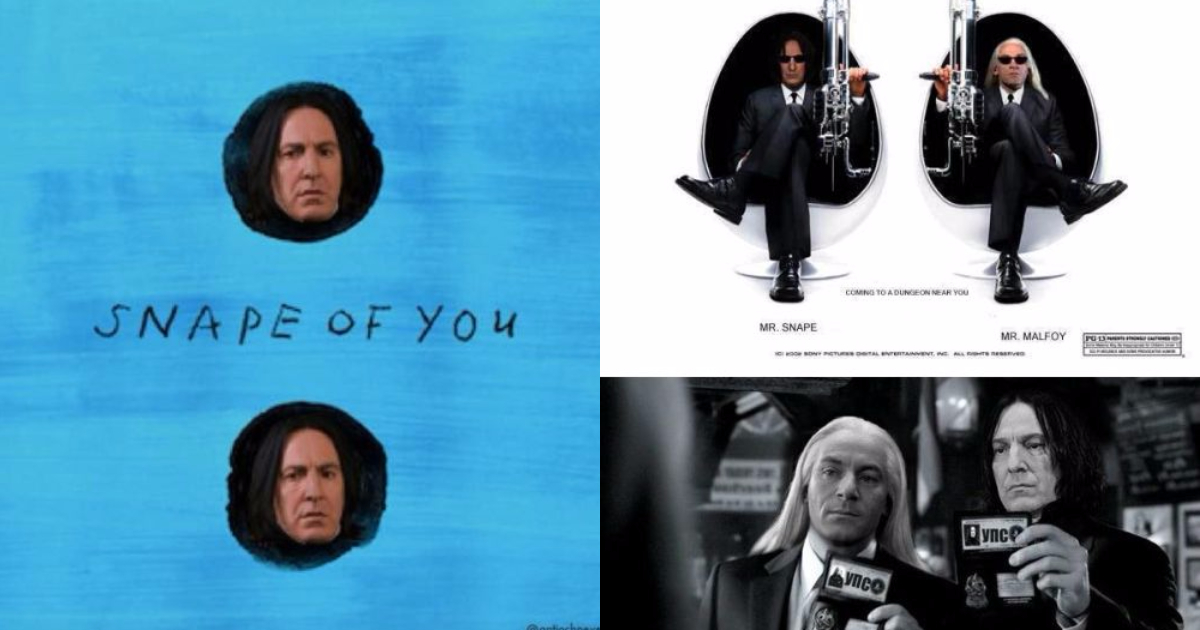 Photo of 27 Funniest Severus Snape Memes That Only A True Potterhead Will Understand