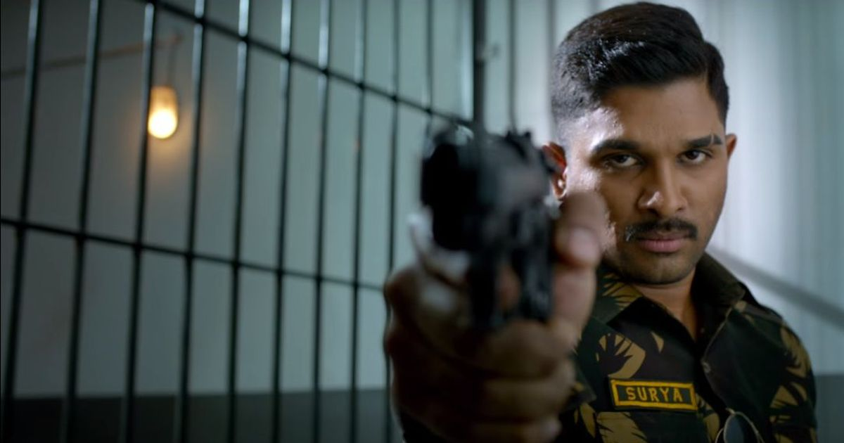 Photo of Surya The Brave Soldier Full Movie Download In BluRay and HD