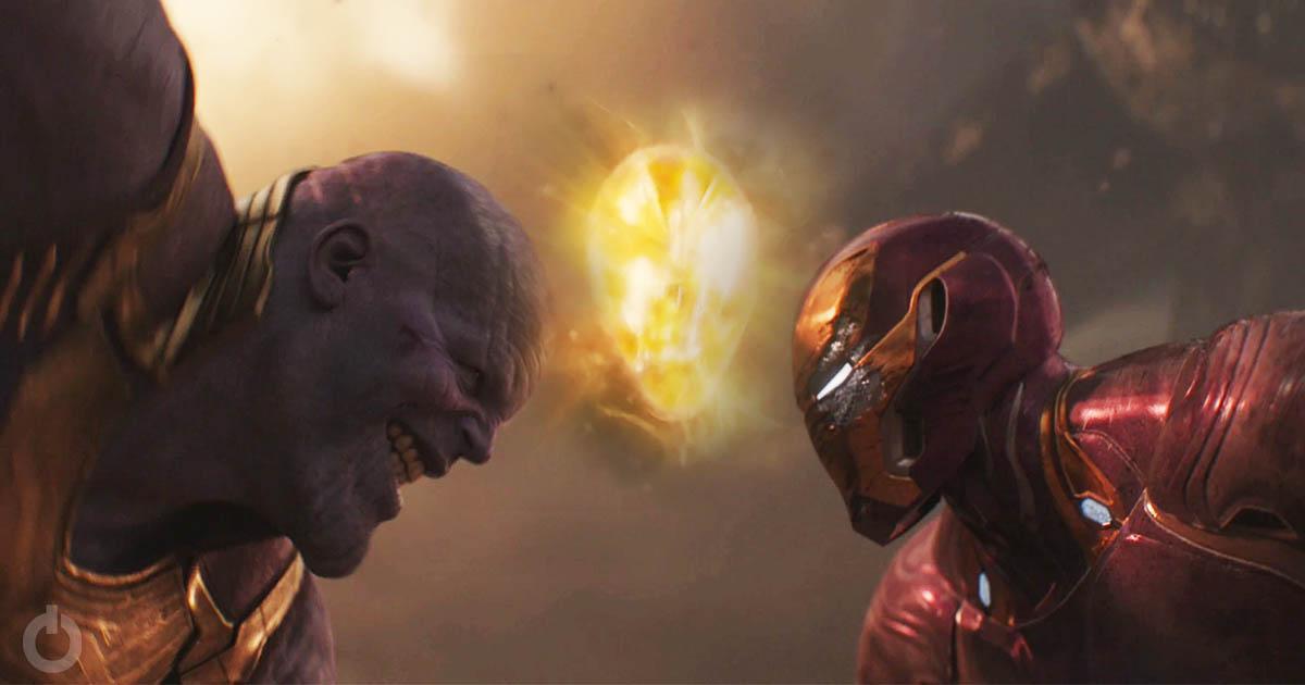 Avengers: Infinity War Theory Mind Stone Thanos Tony
